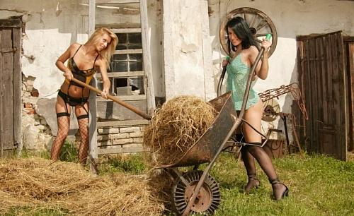 порно снятый деревне
