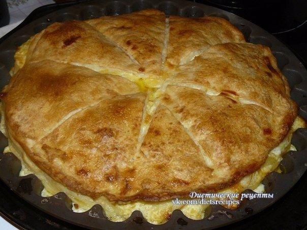 под как приготовить армянский сырный пирог хачма вас