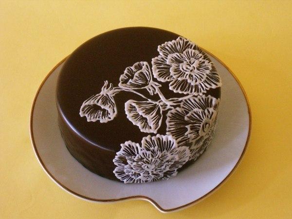 Украшения из шоколада своими руками мастер класс