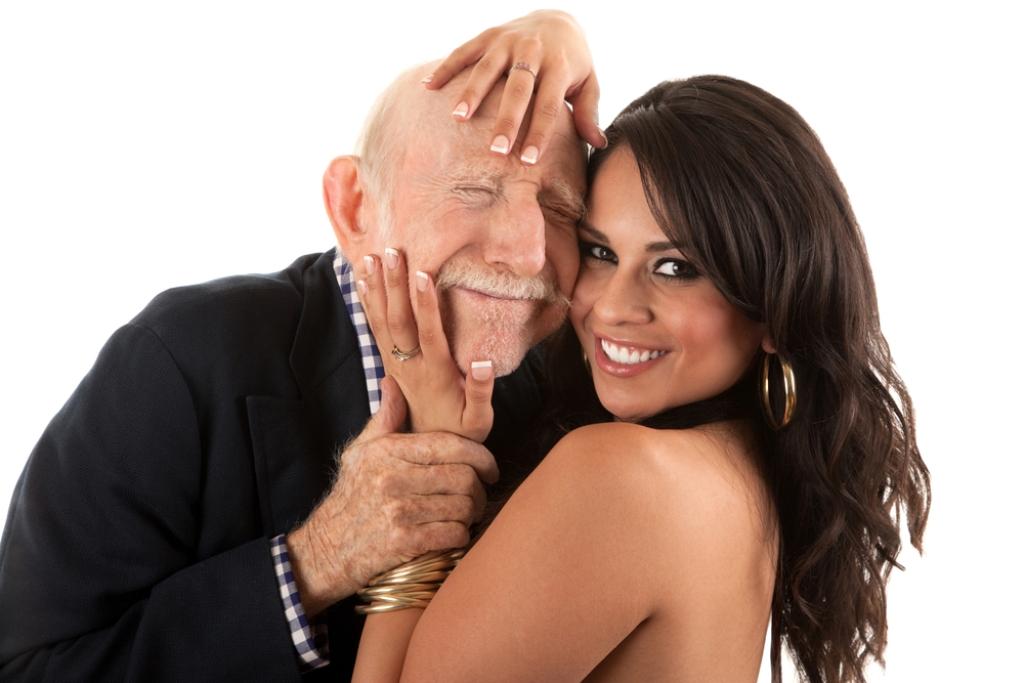 зрелый мужчина трахает молоденькую девушку фото