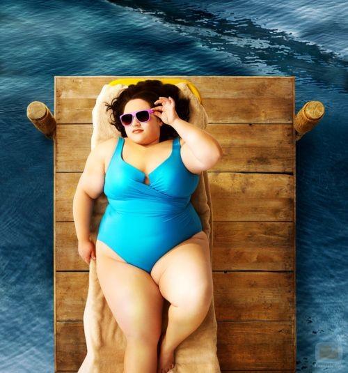 Час толстушка на