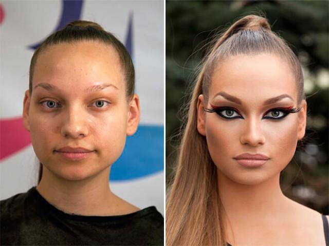 Как нас обманывают женщины макияж