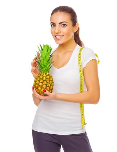 Минет сперма ананас