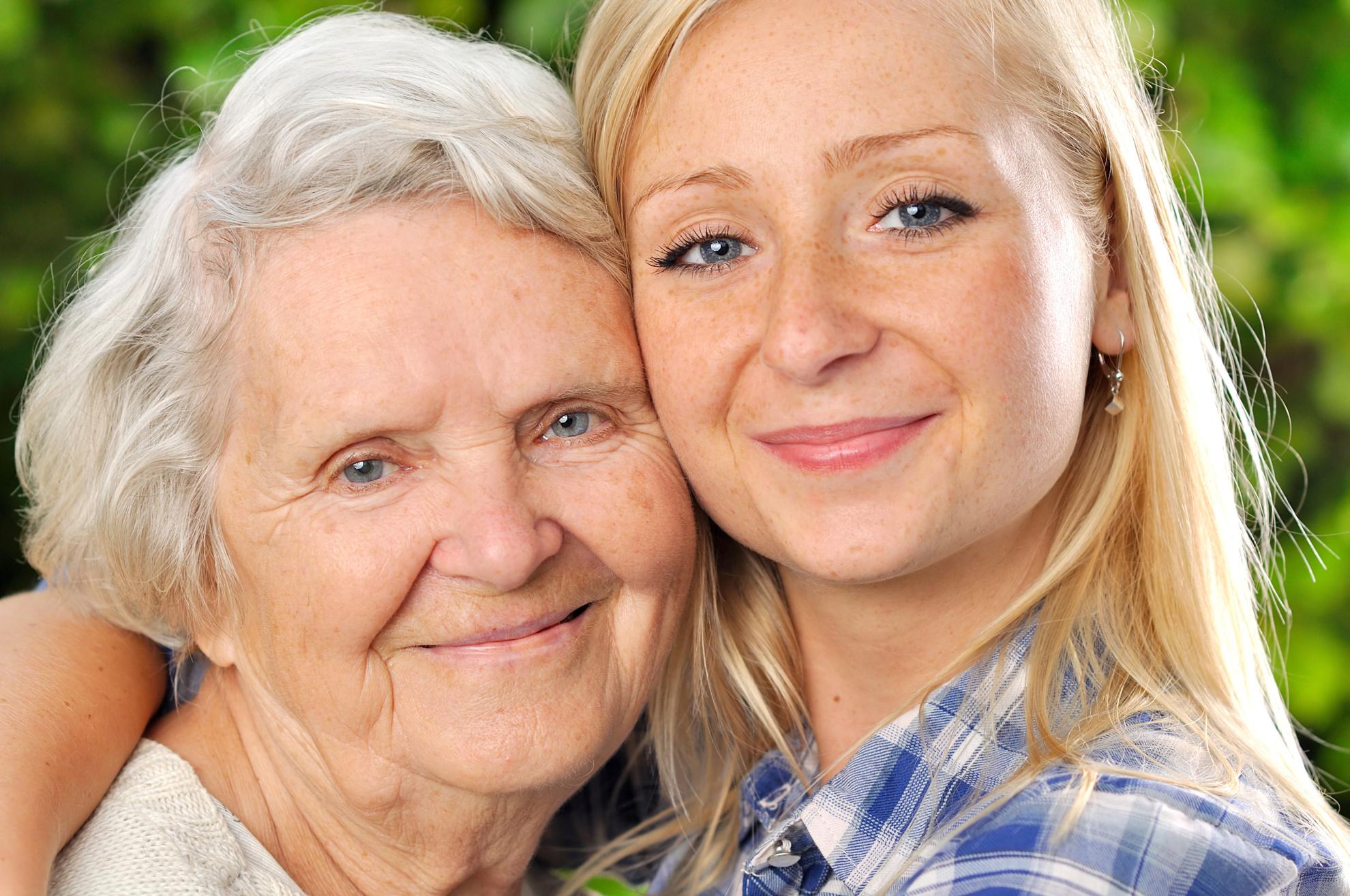 Три старика и внучка 14 фотография