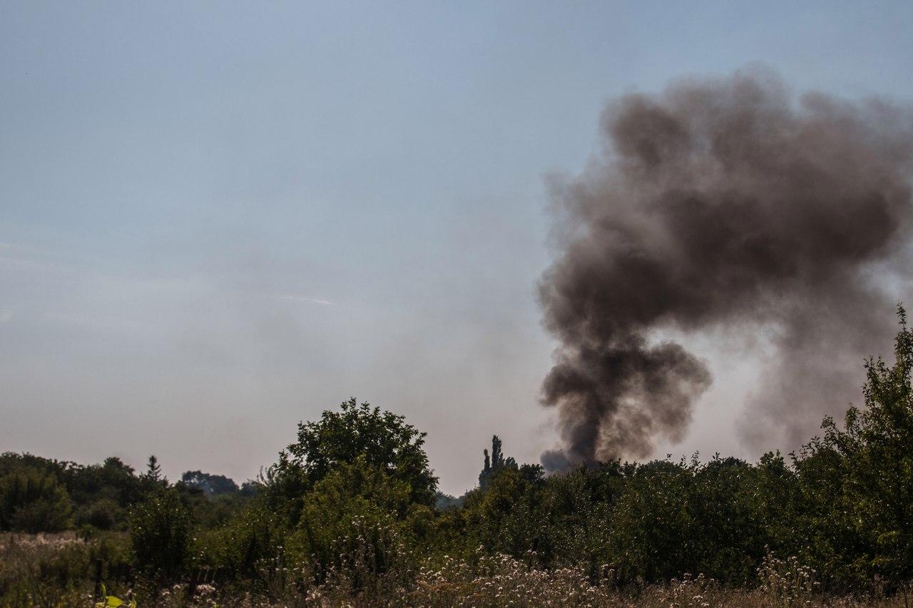 Украинские каратели переводят конфликт в«горячую стадию»— ЛНР