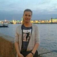 Екатерина, 47 лет, Рак, Санкт-Петербург