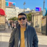 Фарид, 26 лет, Водолей, Санкт-Петербург