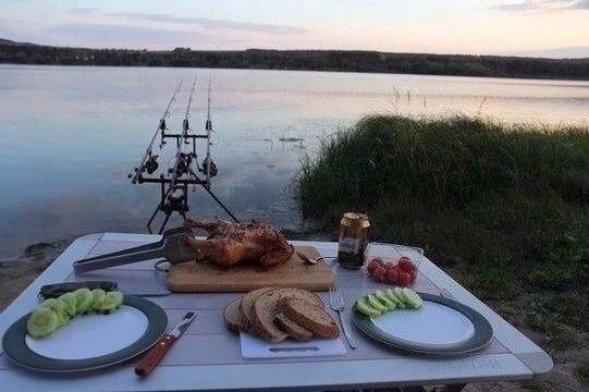 закуска для рыбалки