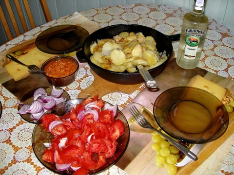 Что приготовить на ужин любимому человеку