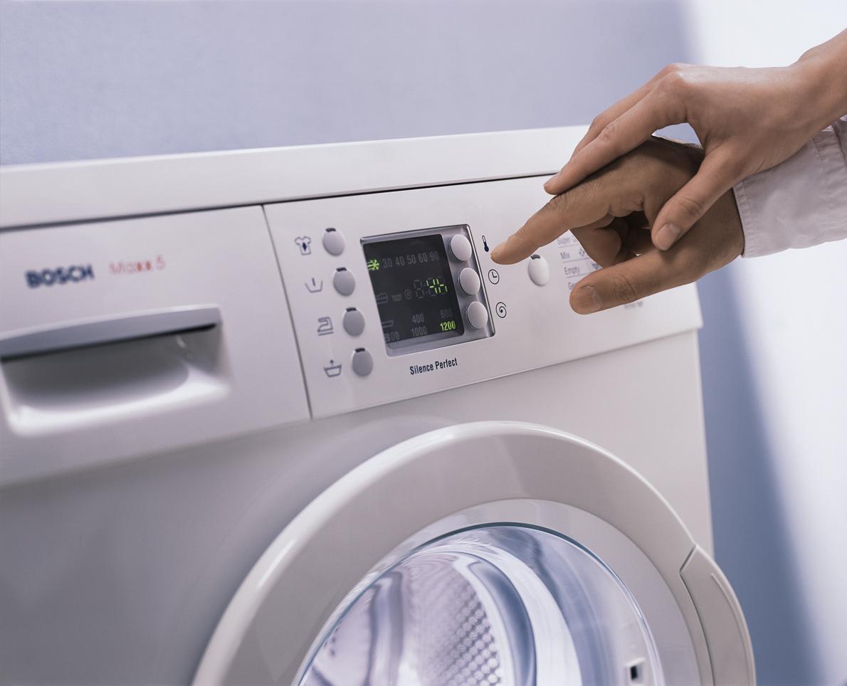 Установка стиральной машины своими руками бош