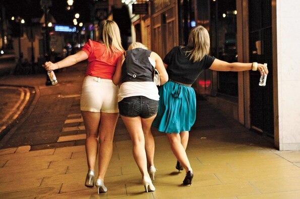 фото приколы про пьяных девушек