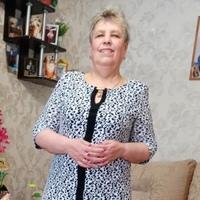 Лида, 59 лет, Дева, Большое Нагаткино