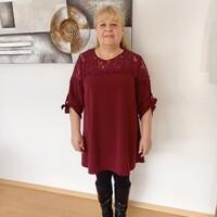 Tatjana Sudnik, 65 лет, Телец, Хальфер