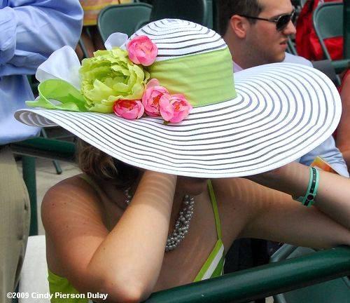 Украсить шляпку своими руками