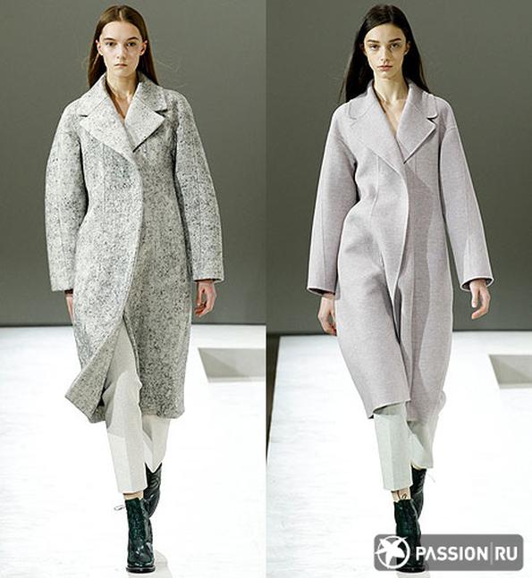 Пальто зима мода