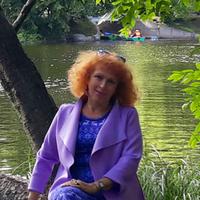 Лора, 58 лет, Телец, Санкт-Петербург
