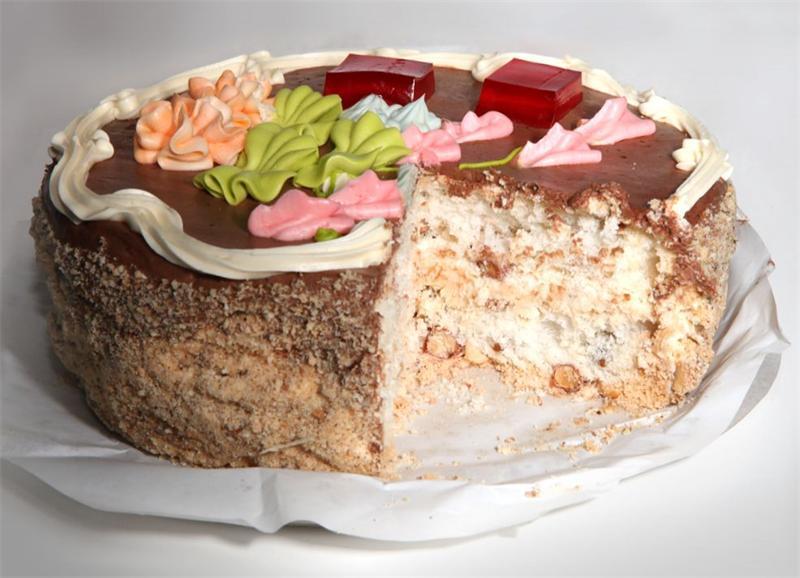 киевский торт фото рецепт