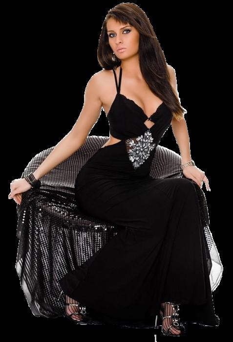 Фото девушек в прозрачных вечерних платьях