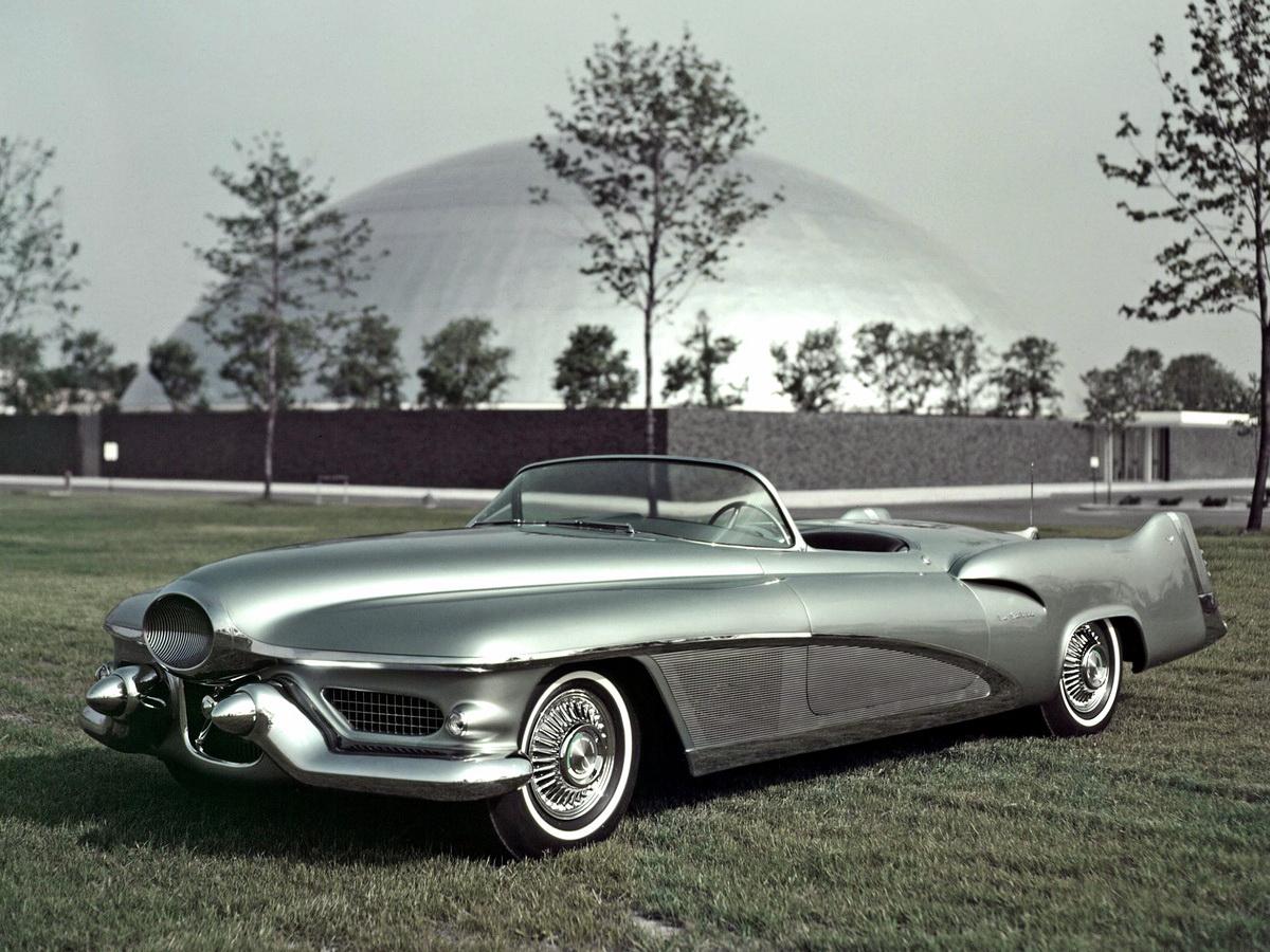 концепт кары 1950х