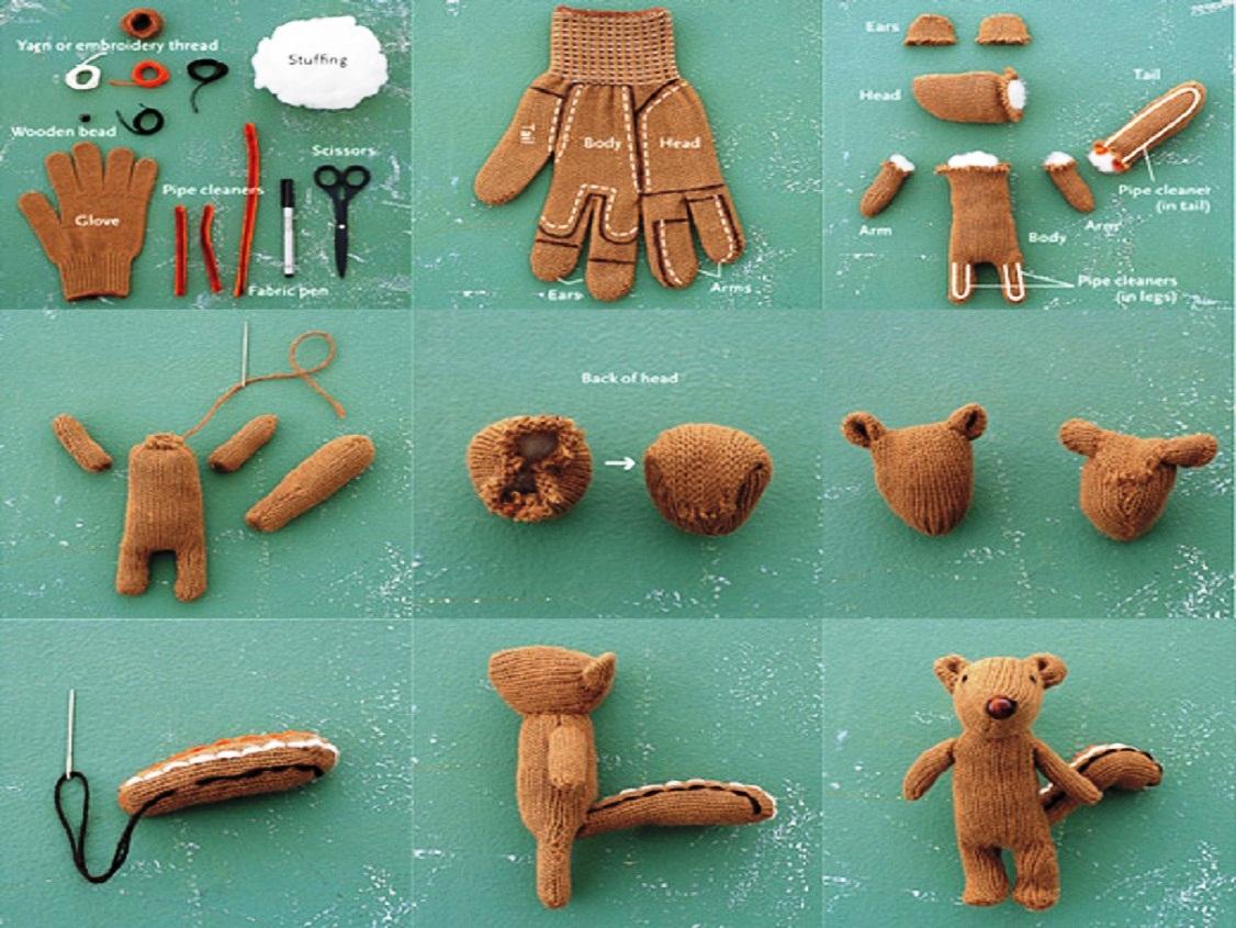 Как сделать интересные игрушки