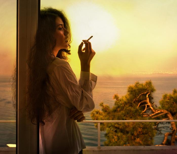 Научись принимать свое одиночество и ты его больше не почувствуешь