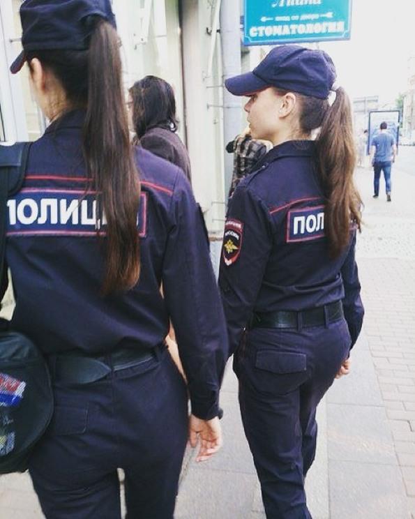 Сексуальные полицейские девушки россии 21 фотография
