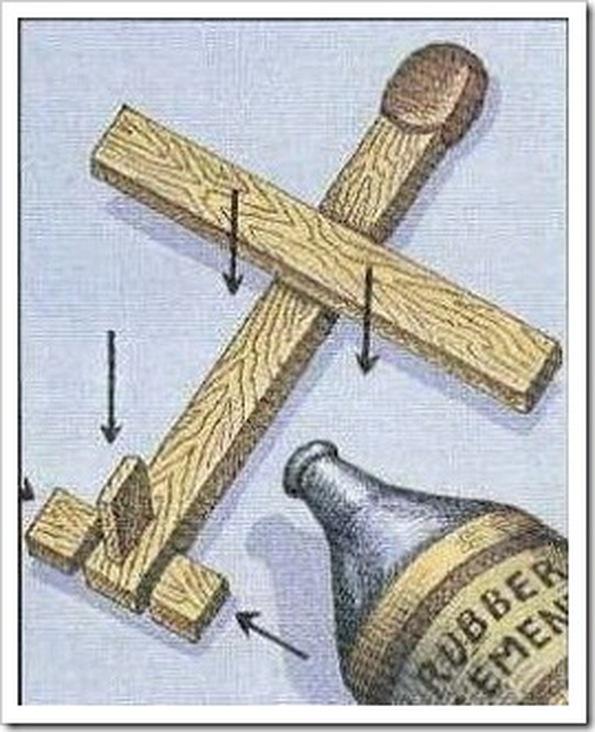 Как сделать муху из дерева