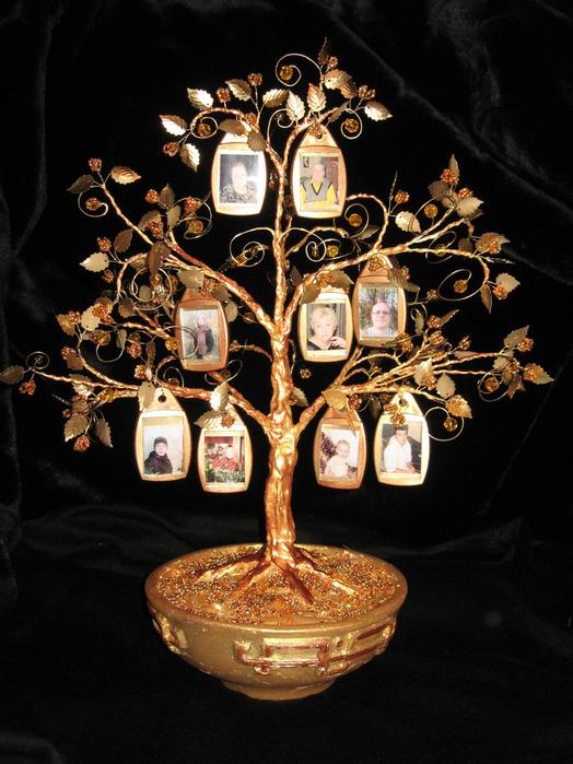 Как сделать из дерева семейное дерево
