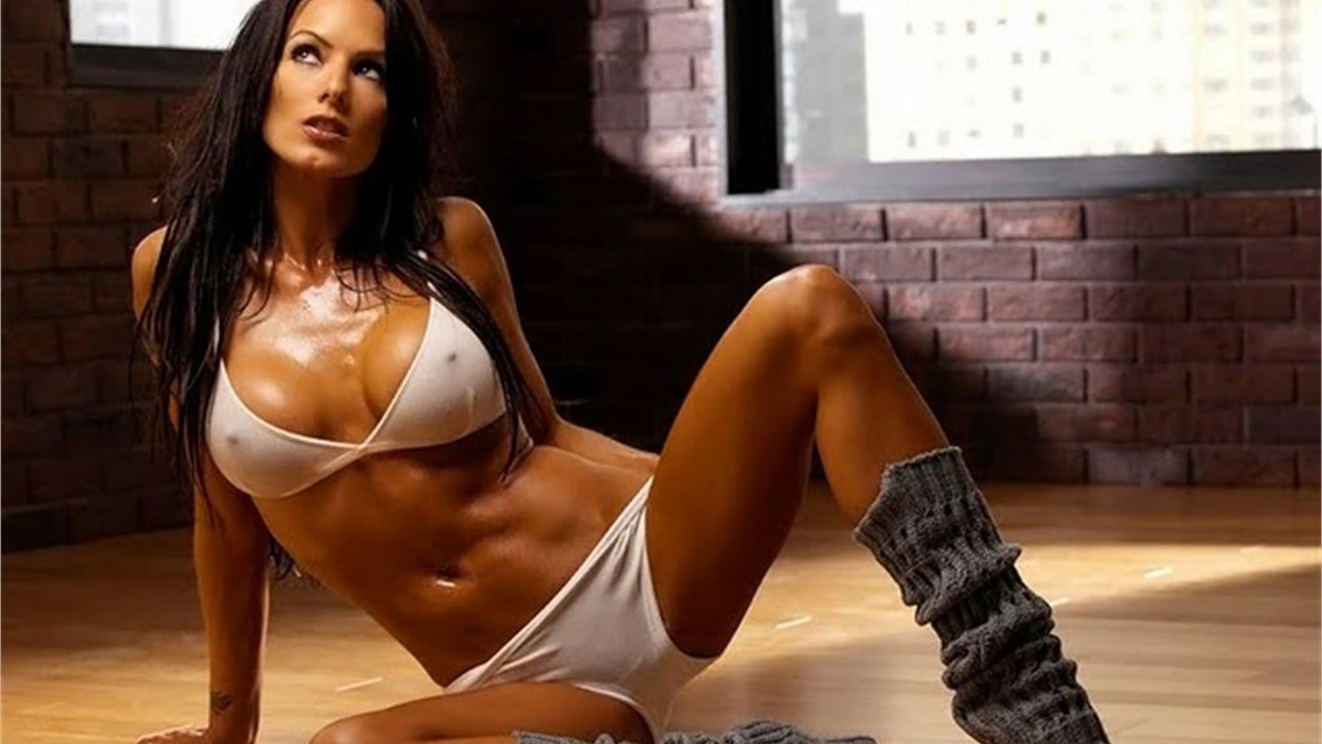 Самые красивые фитнес модели 17 фотография