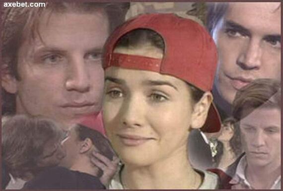 Один из любимых сериалов для подростков в 90-е