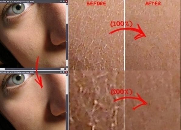 Как на сделать идеальной кожу