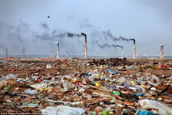 environmental hazards due to pollution essay Due to the escalating state of oil spills and e-waste dumping sites are other sources of major environmental hazards that an environmental pollution essay can.