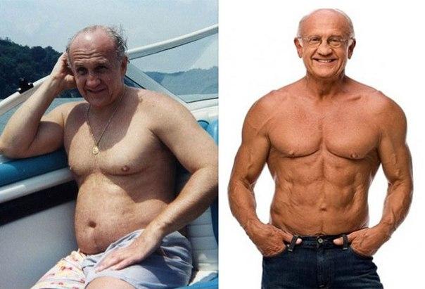 Как выглядеть мужчине в 60 лет