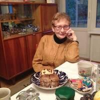 Дарина, 63 года, Весы, Санкт-Петербург