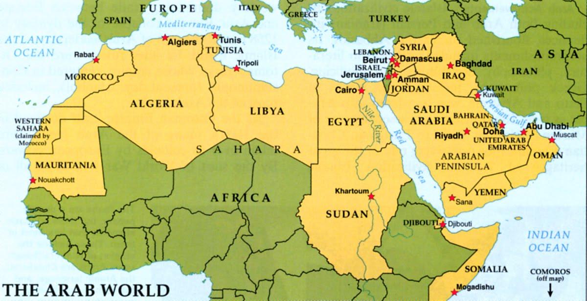 arab nations