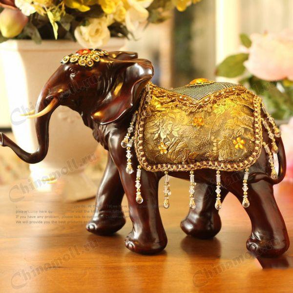 Слон в интерьере значение