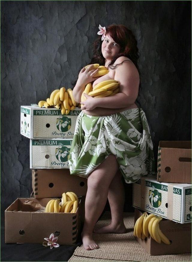 Прикольные картинки с толстая женщина, прикольными