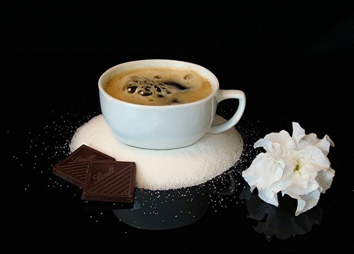 Картинки с добрым утром и кофе для девушки
