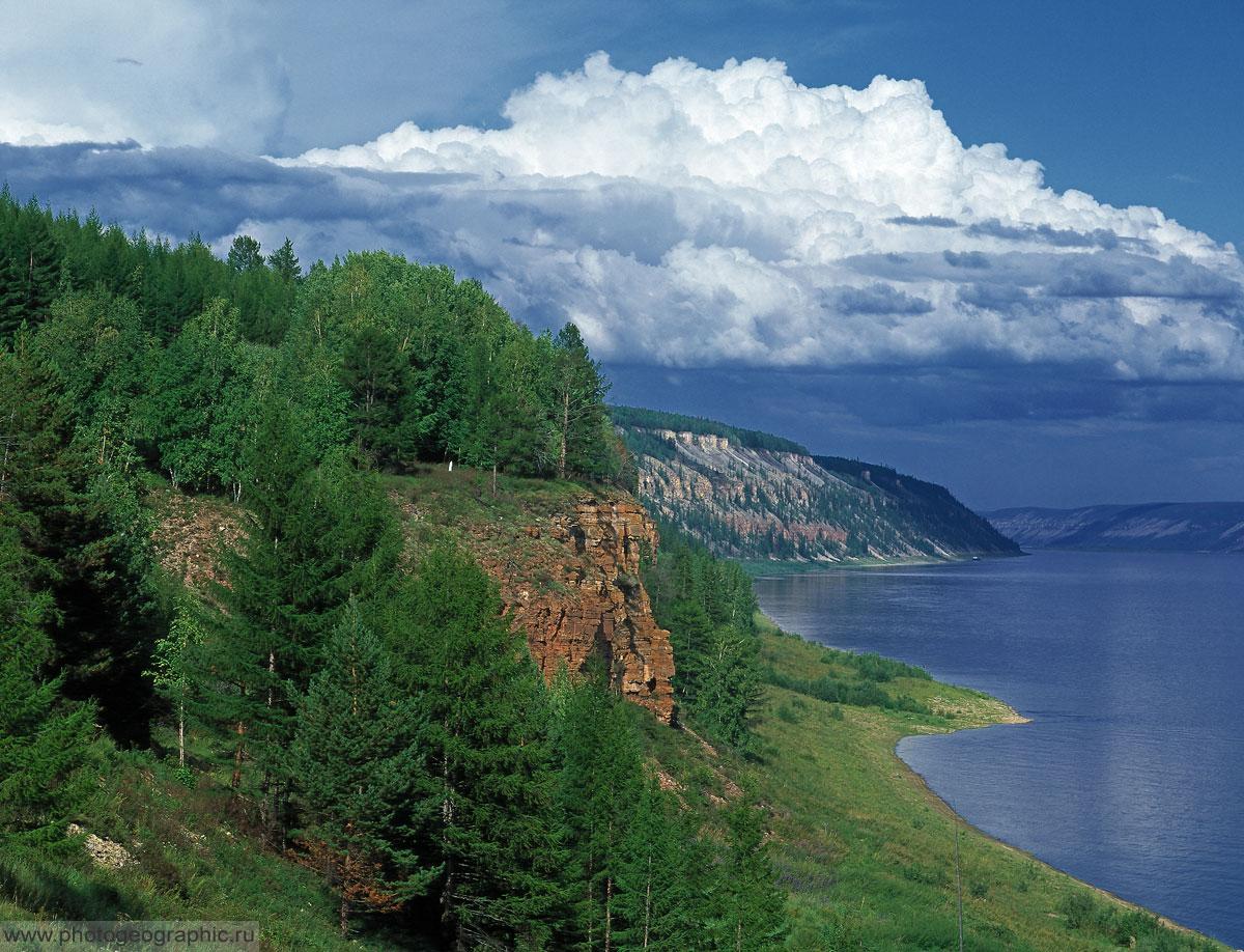 эти река лена фото пейзажи первым делом