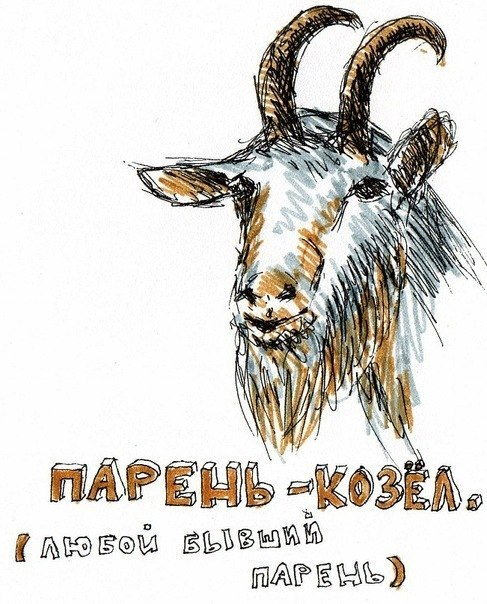 Про космонавтов, смешные картинки про мужа козла