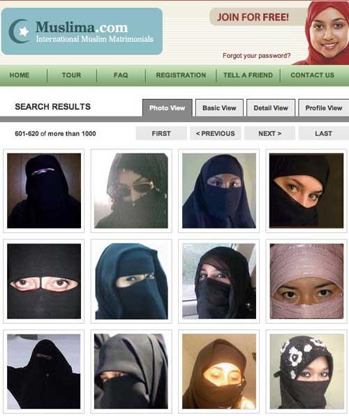 Мусульманские объявления знакомства