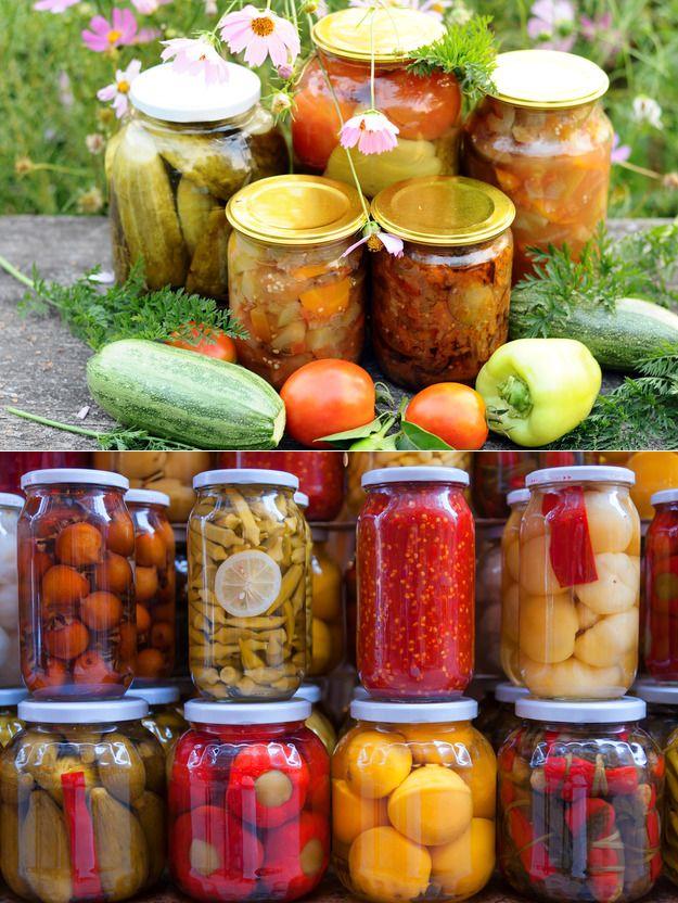 консервирование овощей на зиму рецепты с фото города встретилась