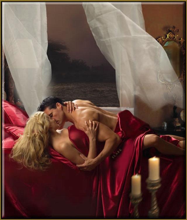 Романтичная кино страстная в постели, порно телку жестко отодрал