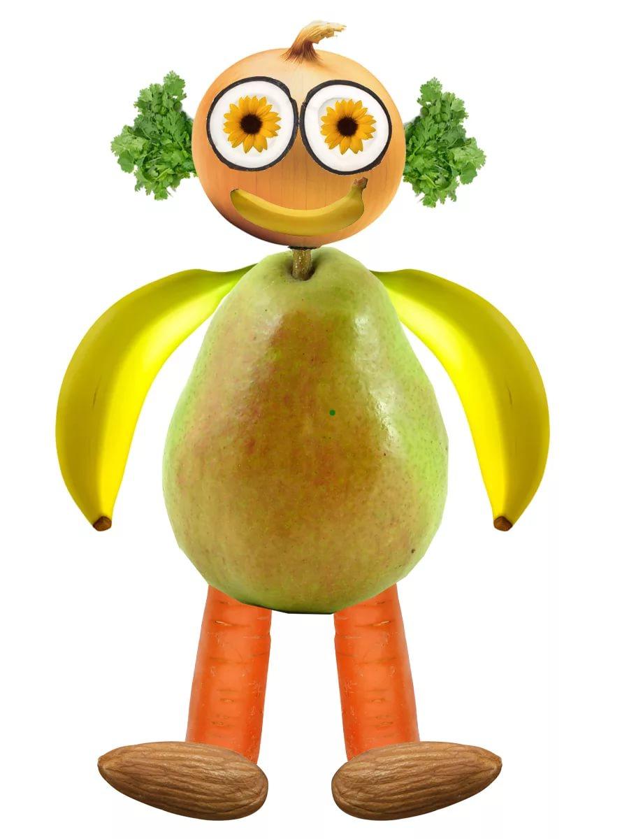 картинки из фруктов лицо жених, напомним