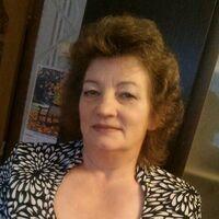 Лидия, 60 лет, Водолей, Иваново