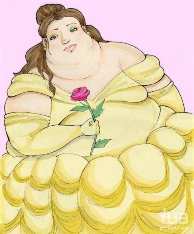 Цветами ларисе, смешная принцесса картинка